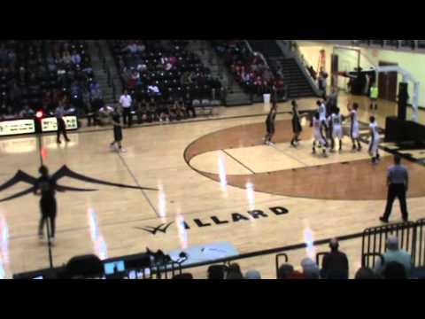 Dontae Campbell Basketball Highlights
