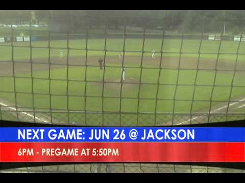 CAPE POST 63 V. SEMO STROKERS - 6/25/14 (6TH INN)