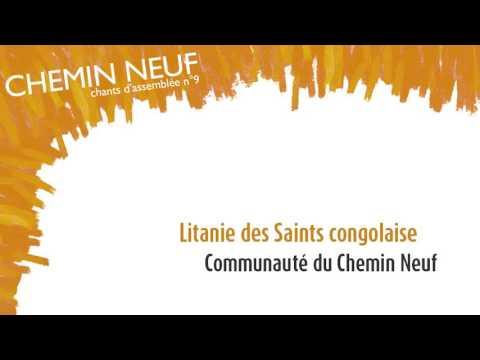Litanie des Saints congolaise