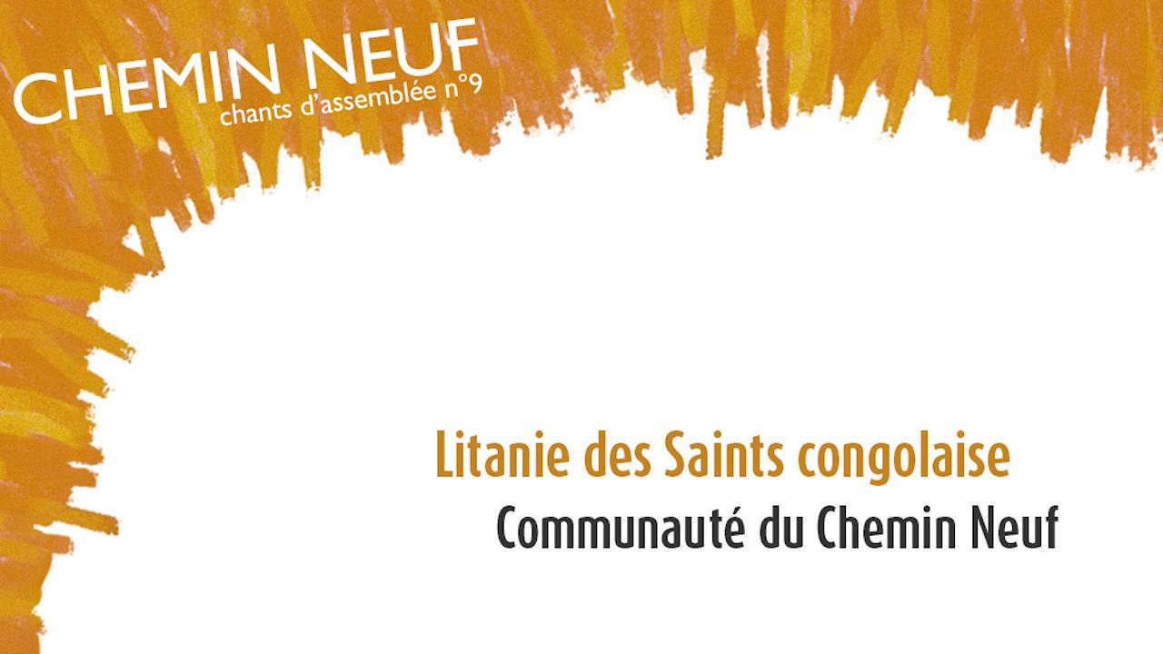 litanie des saints de la communauté du chemin neuf