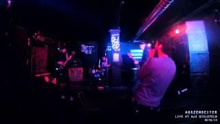 Auszenseiter - Ruine & Blender (live at AJZ Bielefeld 02/01/14)