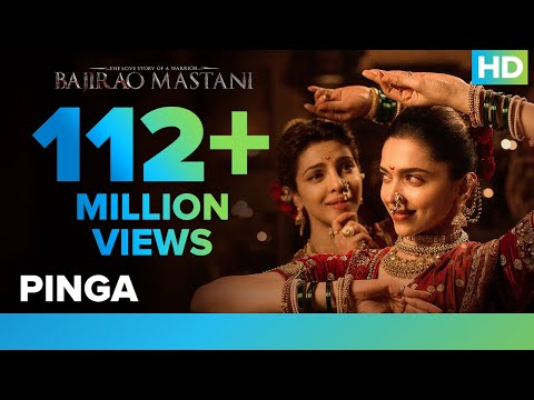 Pinga | Official Video Song | Bajirao...