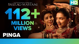 Pinga | Official Video Song | Bajirao Mastani | Deepika Padukone, Priyanka Chopr …