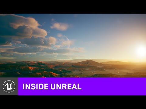 From Ants To Outer Space | Inside Unreal