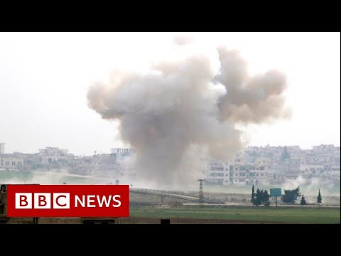 Syria War: Alarm After 33 Turkish Soldiers Killed In Attack In Idlib - BBC News
