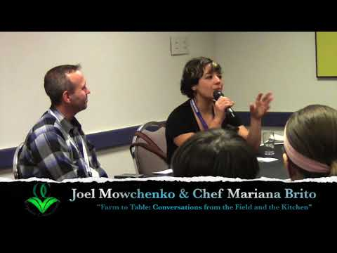 Farm to Table: Conversations from the Field and the Kitchen