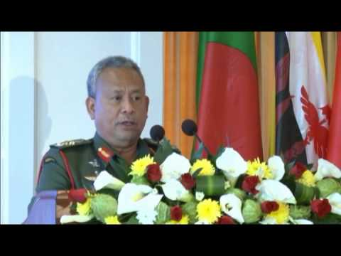 Defence Chiefs Dialogue 2014, Sri Lanka - Session One - Concept of Chief of Defence Staff