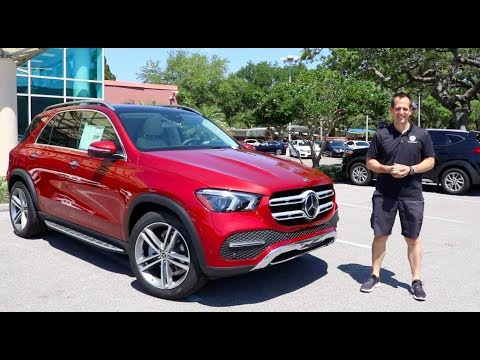 Is the ALL NEW 2020 Mercedes Benz GLE 350 the better SUV to BUY?