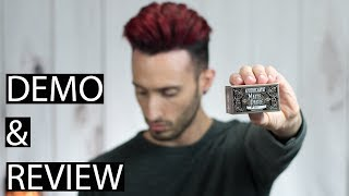Apothecary 87 Matte Paste | DEMO & REVIEW | It