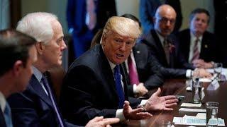 Trump talks his meeting with Putin during Helsinki Summit