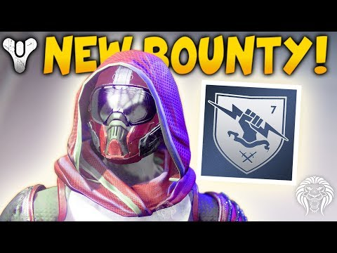 Download Destiny 2: NEW BUNGIE BOUNTY - Unknown Player! Hunt for the Special Emblem