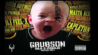 12.Capleton - Tour Mix Part3, Ice Cube & Don Jagwar, Rasco [GrubSon - Siła-Z-Pokoju Mixtape Vol.1]