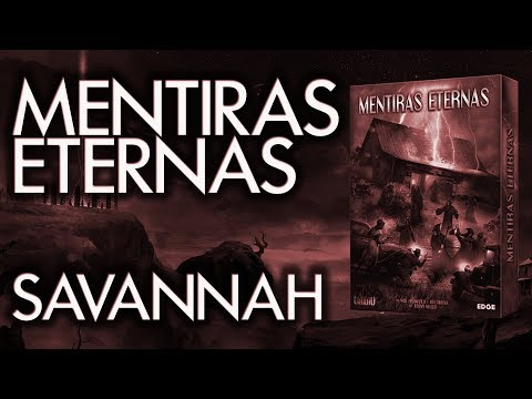 MENTIRAS ETERNAS 1: Savannah (1/3)