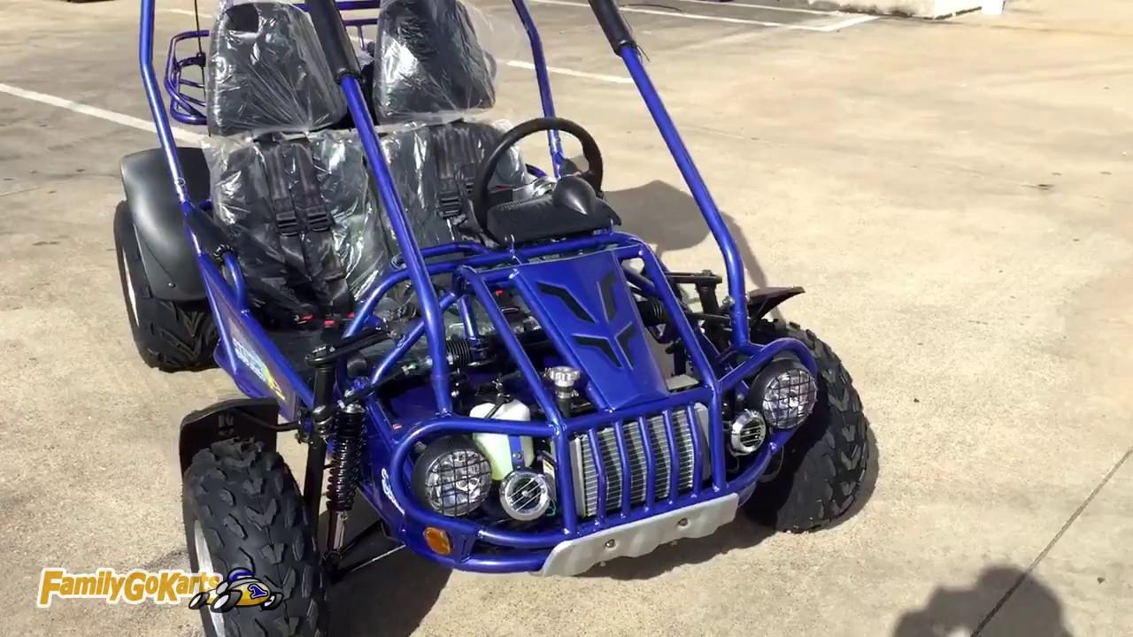 TrailMaster 300XRS GoKart