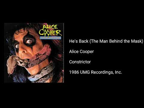 Клип Alice Cooper - He's Back (The Man Behind the Mask)