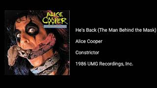 Alice Cooper He S Back The Man Behind The Mask Youtube