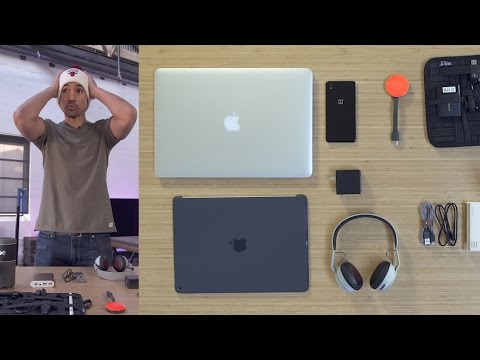What's in My Tech Bag! v2.0