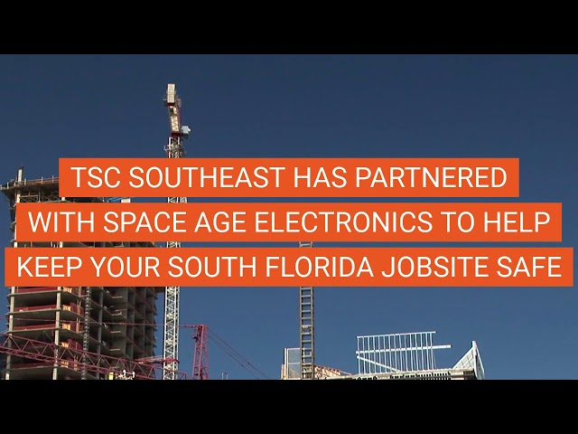 TSCSE has partnered with Space Age Electronics