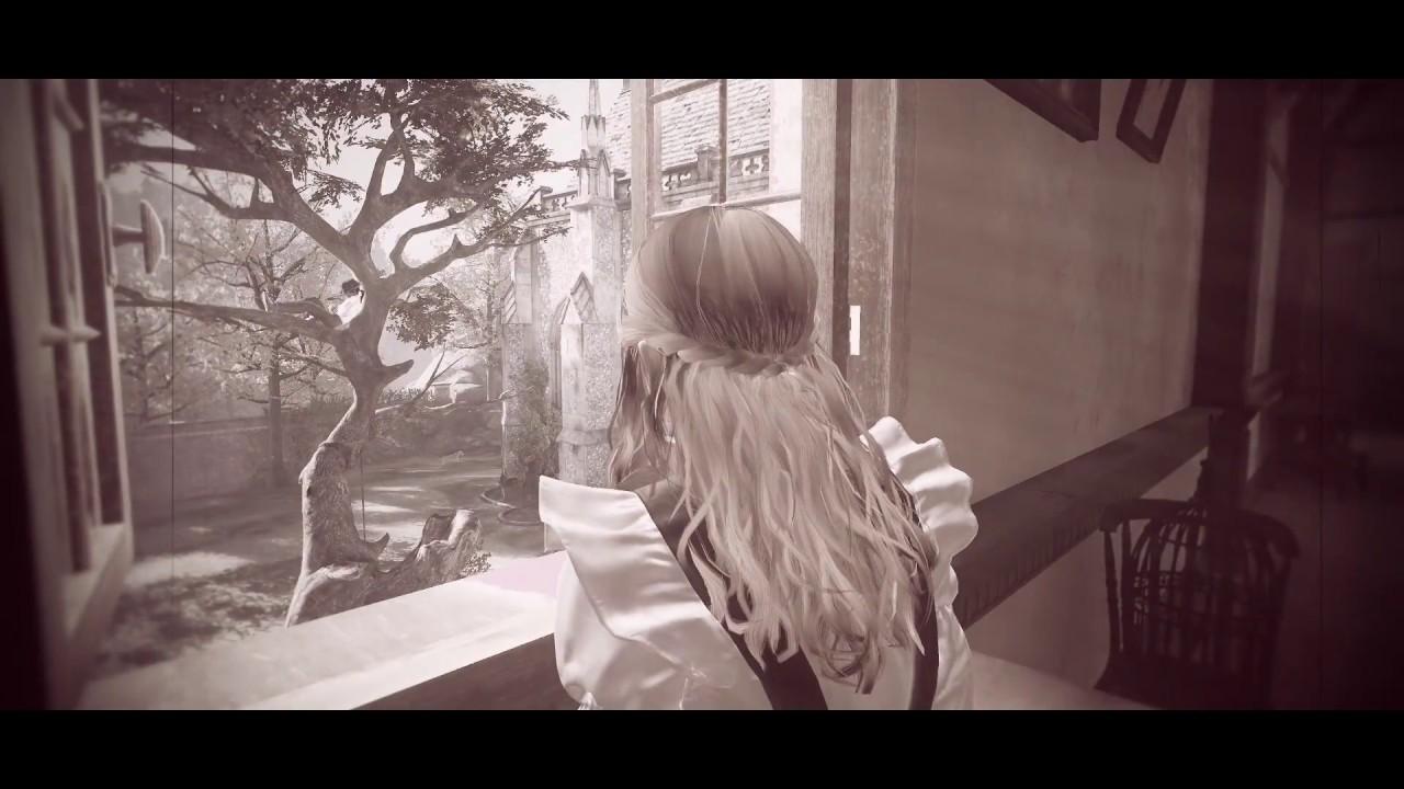 PS VR《Déraciné》中文宣傳影像