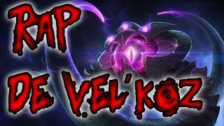 Repeat youtube video RAP DE CAMPEONES ||| VEL'KOZ  ||| SHARKNESS