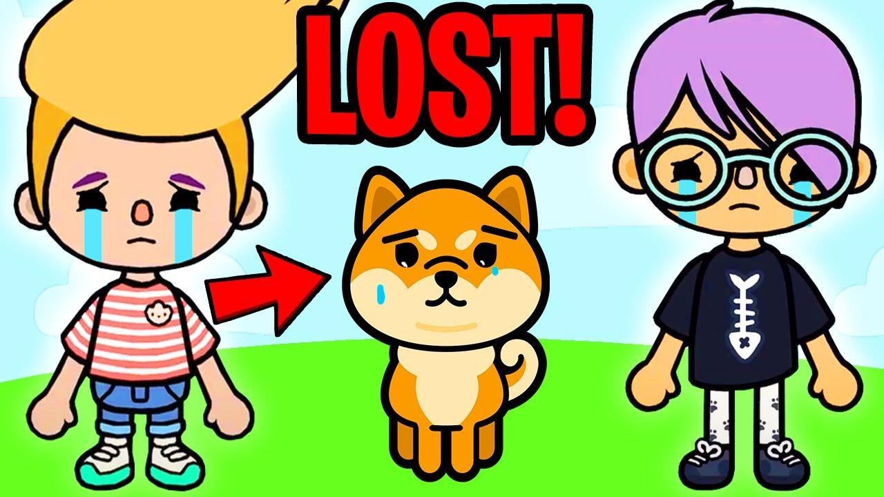 LANKYBOX ADAM LOST HIS PET!? *HEARTBREAKING!* (TRUE LIFE STORIES IN TOCA LIFE WORLD!)