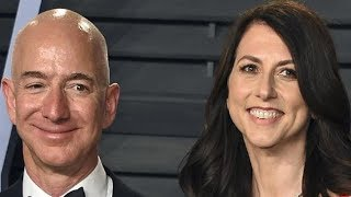 Divorce papers reveal Jeff Bezos is still living with ex-wife Mackenzie