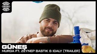 Murda - Gune   ft  Zeynep Bastik ft  idaly  prod  Spanker    Trailer  Resimi