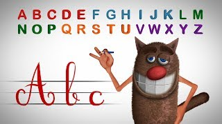 Foufou - Ecrire l'Alphabet pour les enfants (Learn the Alphabet for kids - Serie 03) 4K