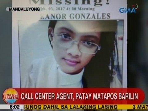 UB: Call center agent, patay matapos barilin sa Mandaluyong