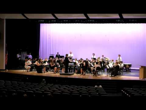 Prestissimo - South Granville High School Concert Band