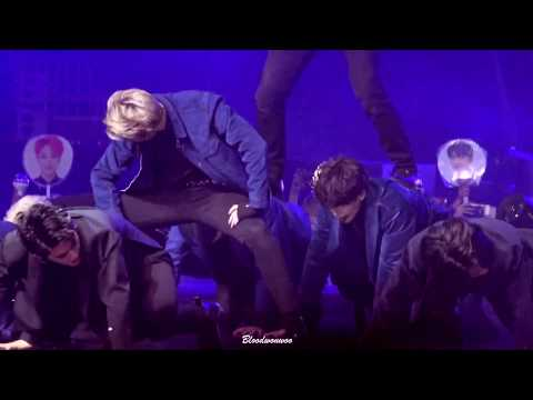 190119 세븐틴 원우 - 숨이 차 (Getting Closer) focus SEVENTEEN WONWOO fancam