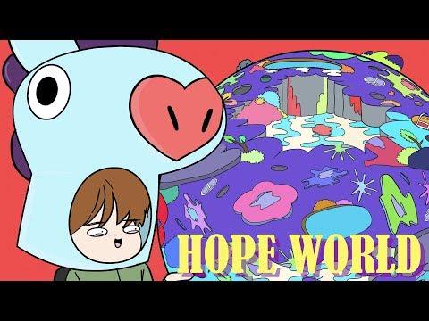 J-Hope Animation - Hope World