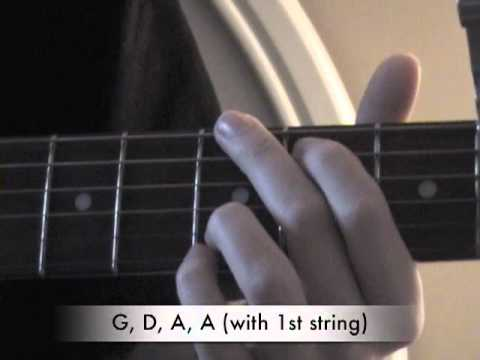 If I Die Young by The Band Perry (guitar tutorial, #1)
