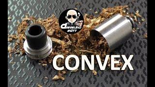 CONVEX VAPE - AROMA ALLO STATO SOLIDO