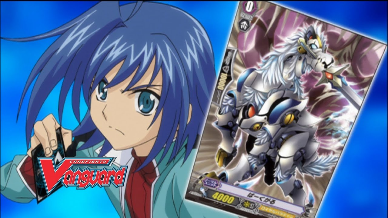 episode 10 cardfight vanguard official animation youtube
