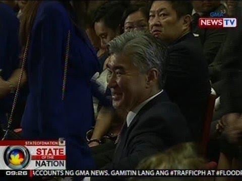 SONA: US Amb. Kim, ipinatawag ni Exec. Sec. Medialdea ukol sa US Intelligence report