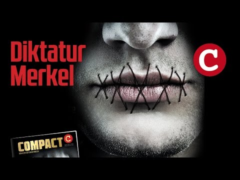 Jubiläumsausgabe – 5 Jahre COMPACT: Diktatur Merkel
