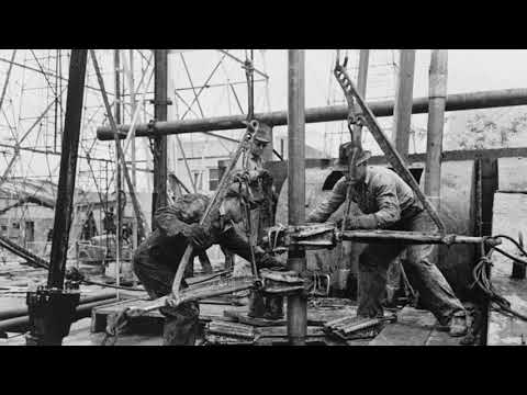 Spindletop Oil Boom