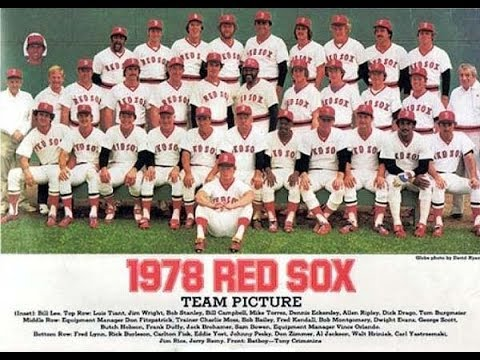 1978 Red Sox Replay Game 1 Using Strat-o-Matic Baseball 2017