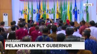 Gantikan Ahok, Soni Sumarsono Dilantik Menjadi PLT Gubernur DKI Jakarta