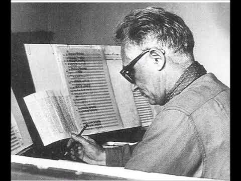 Theodor Berger: Malinconia. Sergiu Celibidache (Dir.)