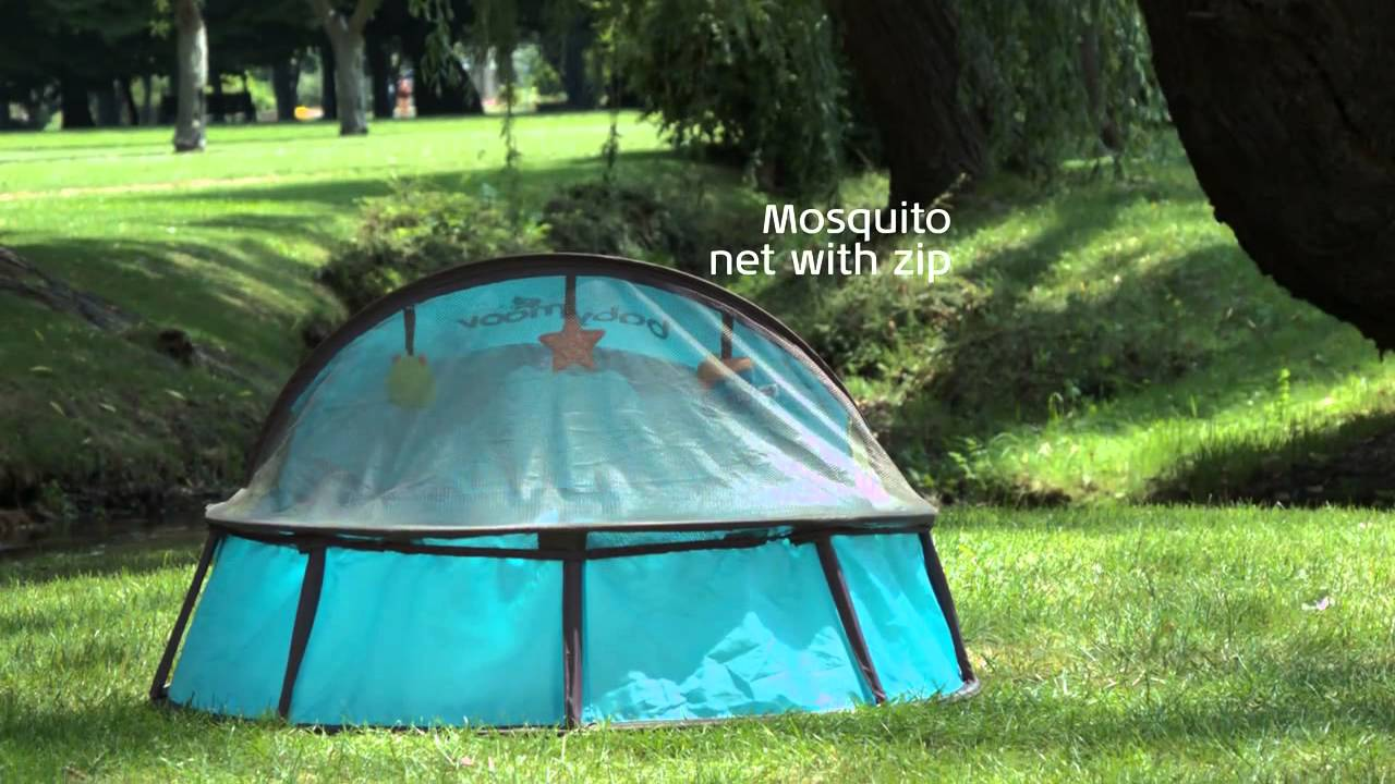Babymoov Babyni Outdoor UV Play Tent | BabySecurity & Babymoov Babyni Outdoor UV Play Tent | BabySecurity - YouTube