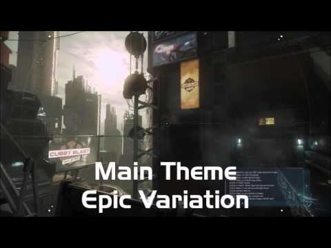 Star Citizen Soundtrack - Main Theme Epic Variation by Pedro Camacho