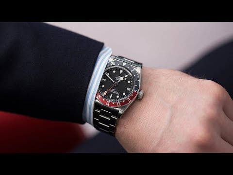 First Take The Tudor Black Bay Gmt Youtube