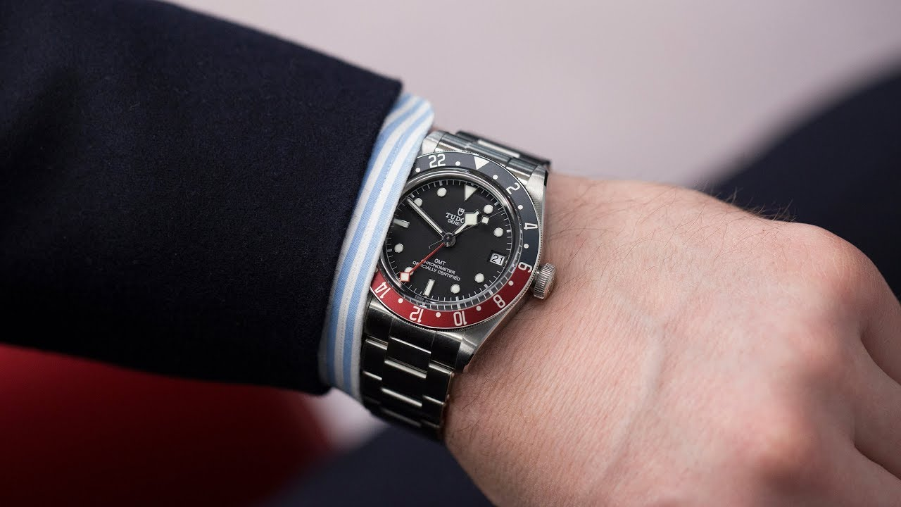 First Take The Tudor Black Bay Gmt