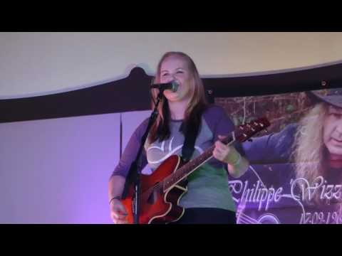 Gemma fox refrain live at SOS fest 15 July 2017