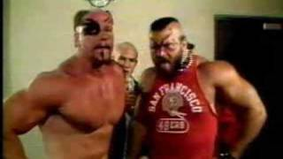 road warriors l o d highlights from the awa