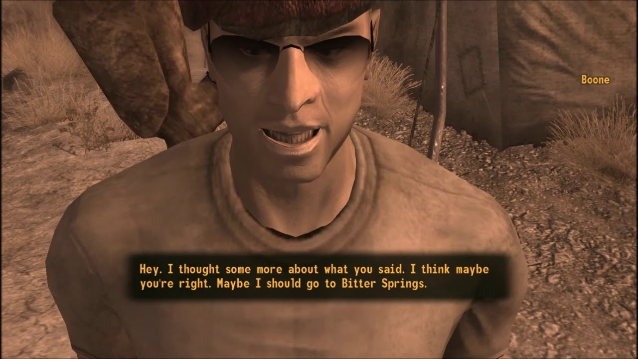 Fallout New Vegas -Ep 2- A New Character! - YouTube
