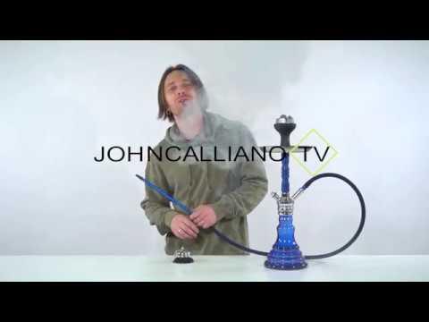 JohnCalliano.TV / 131 / Mya X-Function Beya и новые технологии в кальянах