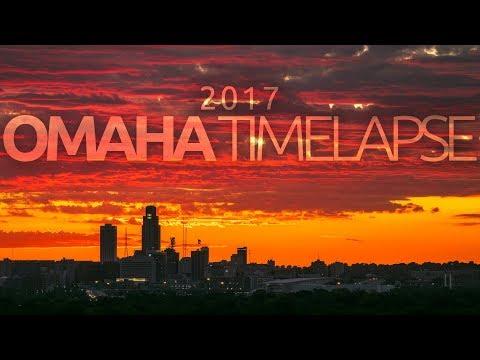 Omaha Timelapse 2017 4k